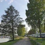 NR 01 Campingplats med el